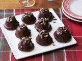 Christmas Is Coming : The Pioneer Woman : Food Network chocolate mint mini brownies