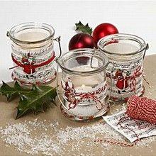 die 102 besten bilder von windlichter christmas ornaments candles und christmas deco. Black Bedroom Furniture Sets. Home Design Ideas