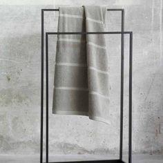 STANDHANDTUCHHALTER WEISS Handtuchstange Handtuchhalter Geschirrtuchhalter Antik