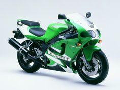 kawasaki zx 7r ninja 2000