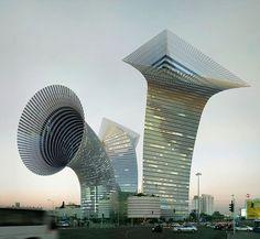 La arquitectura imposible de Victor Enrich http://ceslava.com/blog/la-arquitectura-imposible-de-victor-enrich/