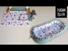 Diy Home Crafts, Baby Crafts, Baby Pillow Set, Bed Cover Design, Baby Doll Bed, Crochet Baby Boots, Baby Alive Dolls, Girl Crib Bedding Sets, Baby Sewing Projects
