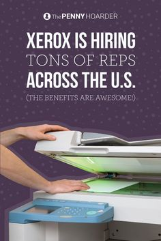 Looking for a customer service job? Xerox is hiring right now across the United States -- and you need to see the benefits. Here's how to apply... /thepennyhoarder/