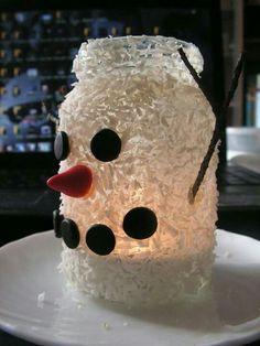 Sněhulák Creativity, Hands