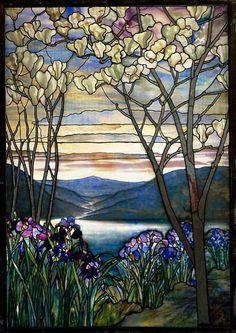 Louis Comfort Tiffany. 1908 Museo Metropolitano de Arte