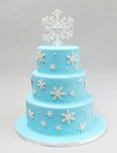 bolos Frozen