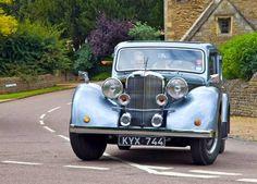 Alvis TA14 Mulliner saloon  (1950) on Car And Classic UK [C437325]