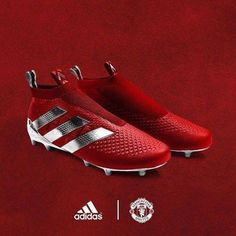 Paul Pogba's Adidas Ace custom boots for the Manchester Derby.