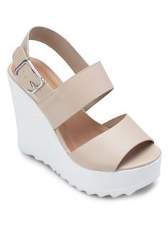 Vaywiel Wedges from Call It Spring in beige_1