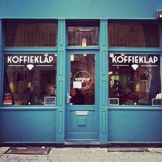 Koffieklap - Klapdorp 41. Eerlijke koffie, eerlijke kansen