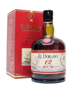 El Dorado  12yr old Demerara