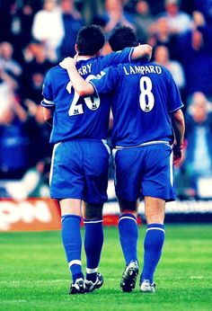 My heart is broken. Chelsea will be never the same. Lamps was a big part of this team. He is and always will be the true legend, master of football, heart of Chelsea.  I miss you Frankie and I never forget what you did and who you are.  I wish you the best, you deserve it. :')