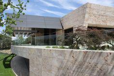 Exterior | House in Pozuelo de Alarcón, Spain by A-cero Architects |