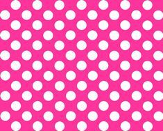 pink polka dot background – Item 1