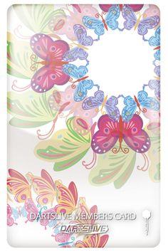 DARTSLIVE CARD #012 019