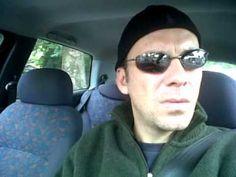 "Treatzio driving in Rome :):):) October 2010: ""ME""!"