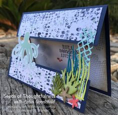Seeds of Thoughtfulness with Lorin Goodchild Stampin� Up! 2018-2019 Annual Catalogue: Sea of Textures