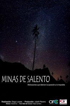 Minas de Salento.
