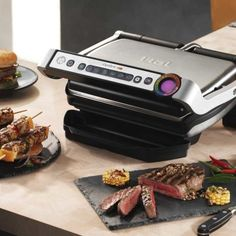 Taste Mag | Win a Tefal OptiGrill worth R1 999 @ http://taste.co.za/win/win-tefal-optigrill-worth-r1-999/