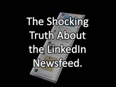 Blue Dog Scientific's Guide to LinkedIn.: The LinkedIn Newsfeed: What Small and Medium Size  Business Need to Know | The shocking truth about LinkedIn newsfeed posting | http://bluedogscientific.blogspot.co.uk/2015/03/linkedin-newsfeed-what-small-and-medium.html | #linkedin #newfeed #business #strategy #bluedogsci