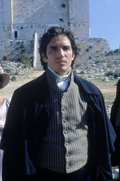 Jim Caviezel as the Count of Monte Cristo, my favorite Jim Caviezel movie