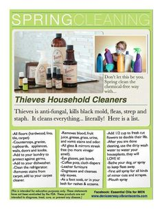 Seriously!!! One product to clean everything in my house plus it does more to boost my health than any other product