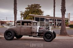 oceanside coupe - LOWTECH :: Traditional hot rods and customs.
