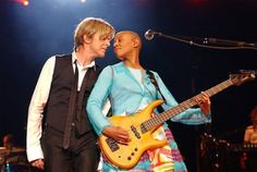 David Bowie and Gail Ann Dorsey - Under Pressure , Music, Art, Treasure of Liberal education, Literature, History, Known magnificent Musics