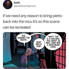 pietro is the ultimate savage