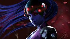 Overwatch Widowmaker by digitalArtistYork on DeviantArt