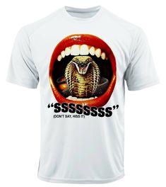 96f0fb22c Sssss Dri Fit graphic Tshirt moisture wicking superhero retro comic SPF tee  - Athletic Apparel