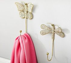 furniture knobs pegs and wall hooks pottery barn kids