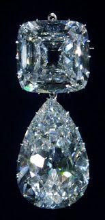 The Royal Order of Sartorial Splendor: The Queen's Top 10 Diamonds: The Cullinan Diamond - Cullinan III and Cullinan IV Royal Jewelry, Gems Jewelry, Diamond Jewelry, Jewelery, Jewelry Accessories, Fine Jewelry, Diamond Brooch, Antique Jewelry, Vintage Jewelry