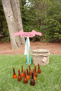 lawn games for wedding