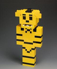 Lego Five Nights at Freddy's Golden Freddy