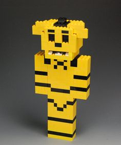 Lego Five Nights at Freddy's Golden Freddy