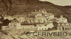 Louis Leon Masson. [Málaga, convento de La Victoria] Detalle. Albúmina, 1858/62 (Col. Fernández Rivero)