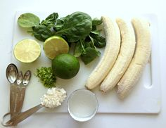 Key Lime Pie Smoothie Ingredients