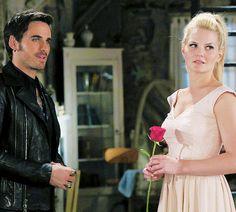 Emma and Killian | The Apprentice | 4.4