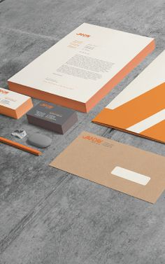 Branding - corporate identity - Janday