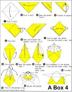 Project 01 : Origami Box4