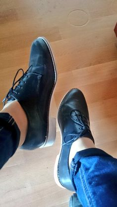today! my shoes...  from stradivarius  smart casual