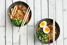 Easy Homemade Ramen Bowls