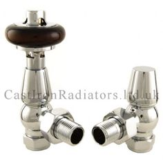 Faringdon Thermostatic Radiator Valve - Chrome