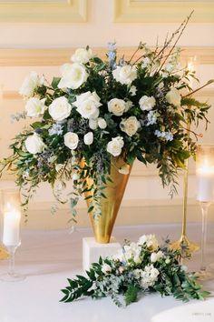 WedLuxe Magazine Into the Mystic Wedding Decorations, Table Decorations, Modern Romance, Wedding Reception, Reception Ideas, Jewel Tones, Autumn Summer, Mystic, Centerpieces