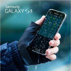 Grazie alla certificazione IP67 di #GalaxyS5, gli imprevisti non rendono più difficile la tua vita, la arricchiscono! #Yourlifepoweredby #GalaxyS5 di #Samsung.