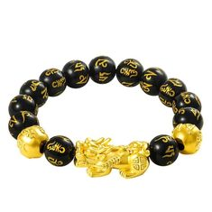 Harness the power of the Dragon Healing Energy Elasticated Bracelet Wristband