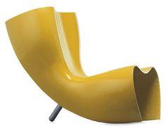\\ felt chair by Marc Newson
