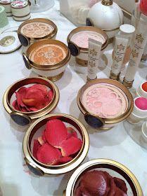 Launch of Laudree cosmetics via rougedeluxe.blogspot.com