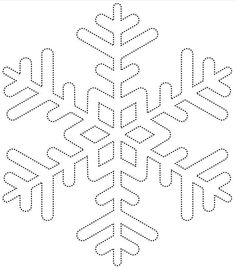 printable snowflake templates to create beautiful crafts make some seasonal snowflake crafts